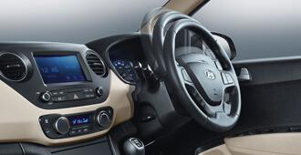 Trang bị tiện nghi của Grand i10 sedan