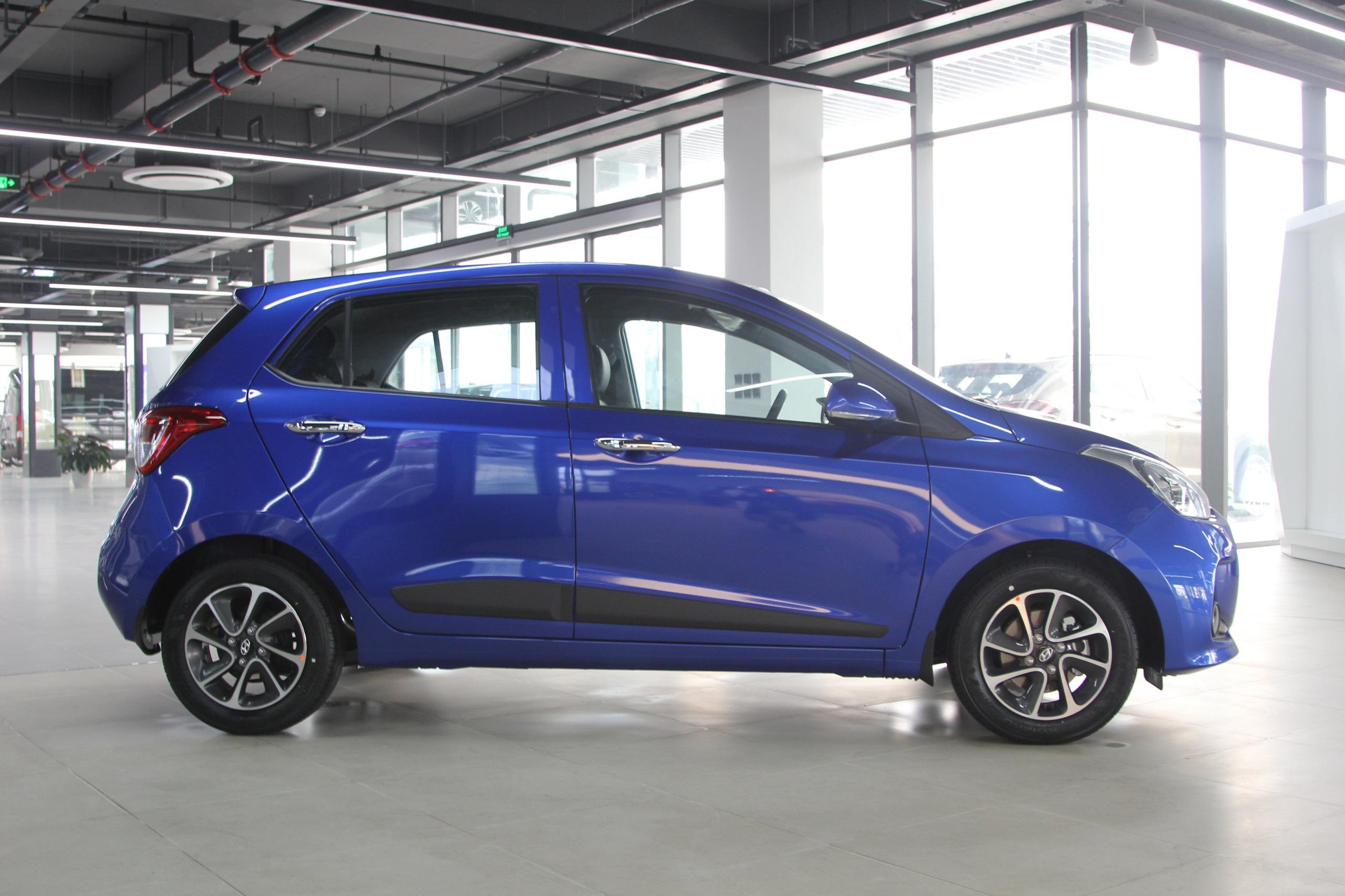 Hyundai Grand I10 tổng quan