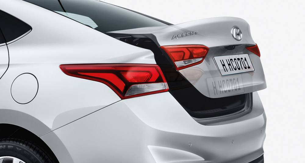 Hệ thống tự động mở cốp của Hyundai Accent