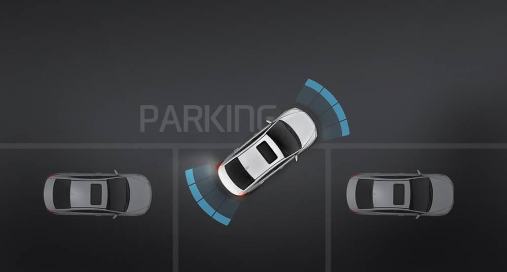 Hệ thống hỗ trợ đỗ xe PAS