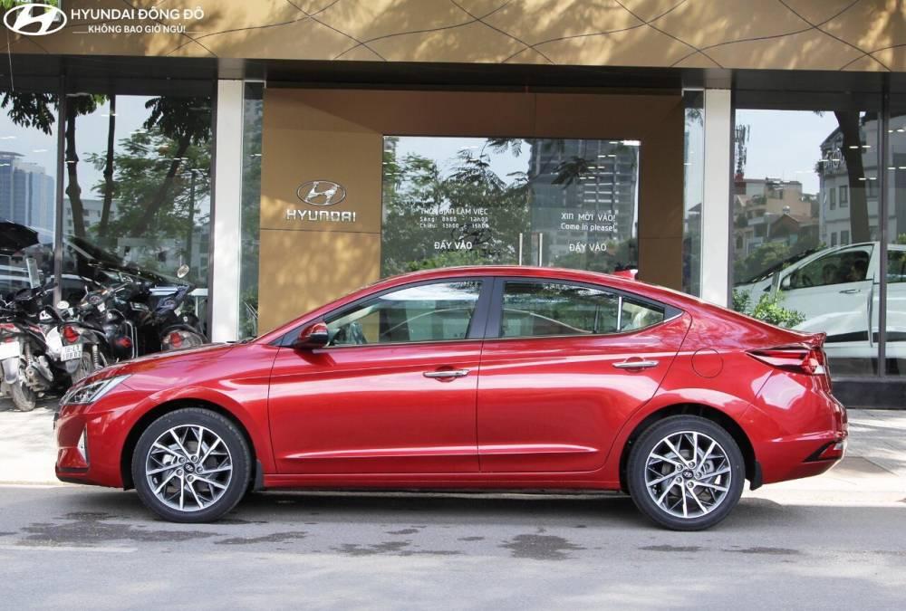 Tổng quan Hyundai Elantra 2019 bản Sport