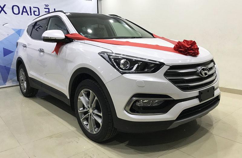 Hyundai-santaFe-2018-mau-trang