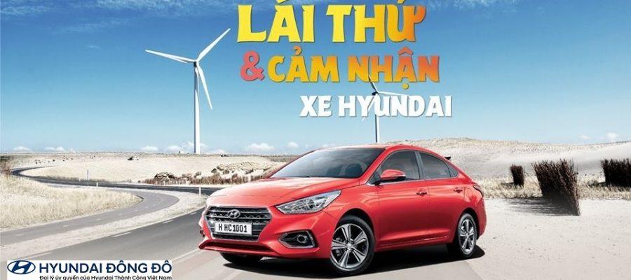 Lái thử Hyundai Accent đặc biệt