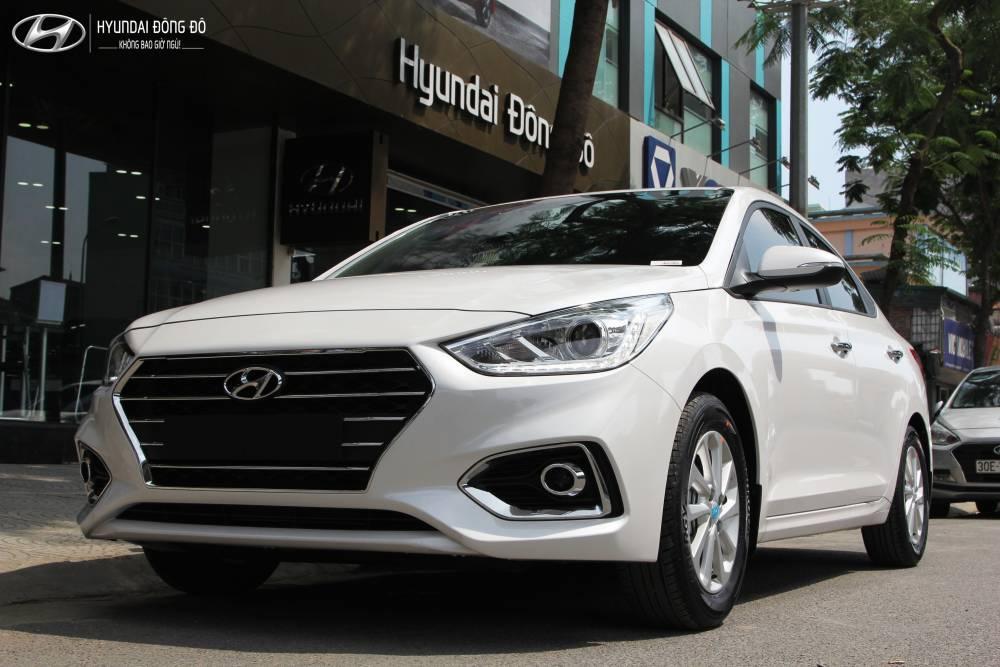 Hyundai Accent đặc biệt Hyundai Đông Đô
