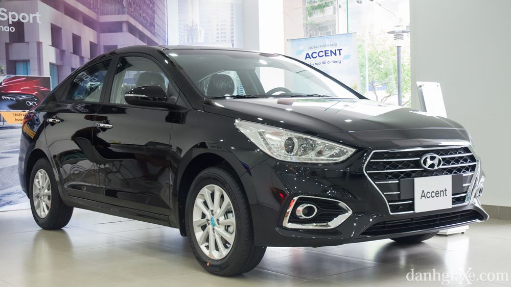 Hyundai Accent trở thành mẫu xe ăn khách nhất của Hyundai tại thị trường Việt Nam.