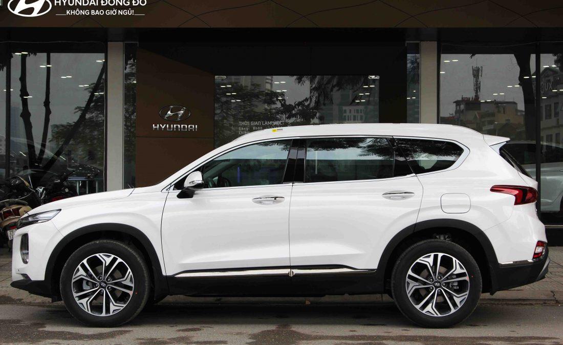 Hyundai-Santafe-2019-mau-trang