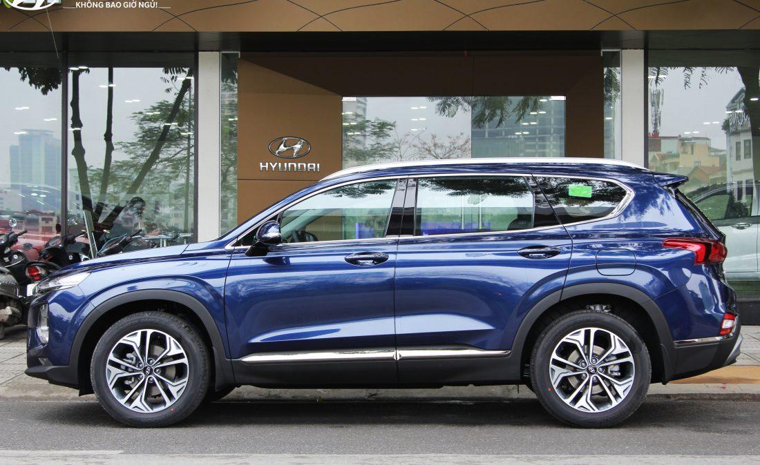 Hyundai-Santafe-2019-mau-xanh
