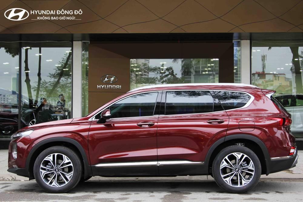 Hyundai Santafe 2019 máy dầu bản đặc biệt
