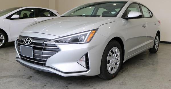 Hyundai Elantra 2019 đã được lắp ráp tại tập đoàn Thành Công