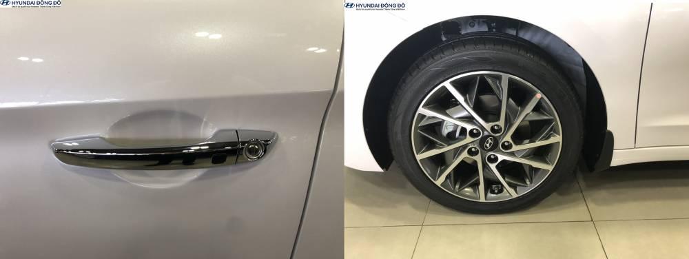Tay nắm cửa - Bánh xe ELantra 2019 1.6 at số tự động