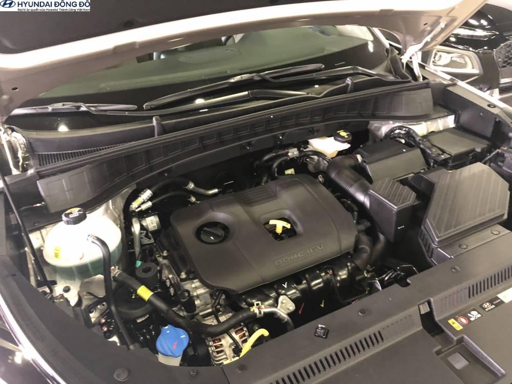 Động cơ Xăng của Tucson 2019 bản đặc biệt