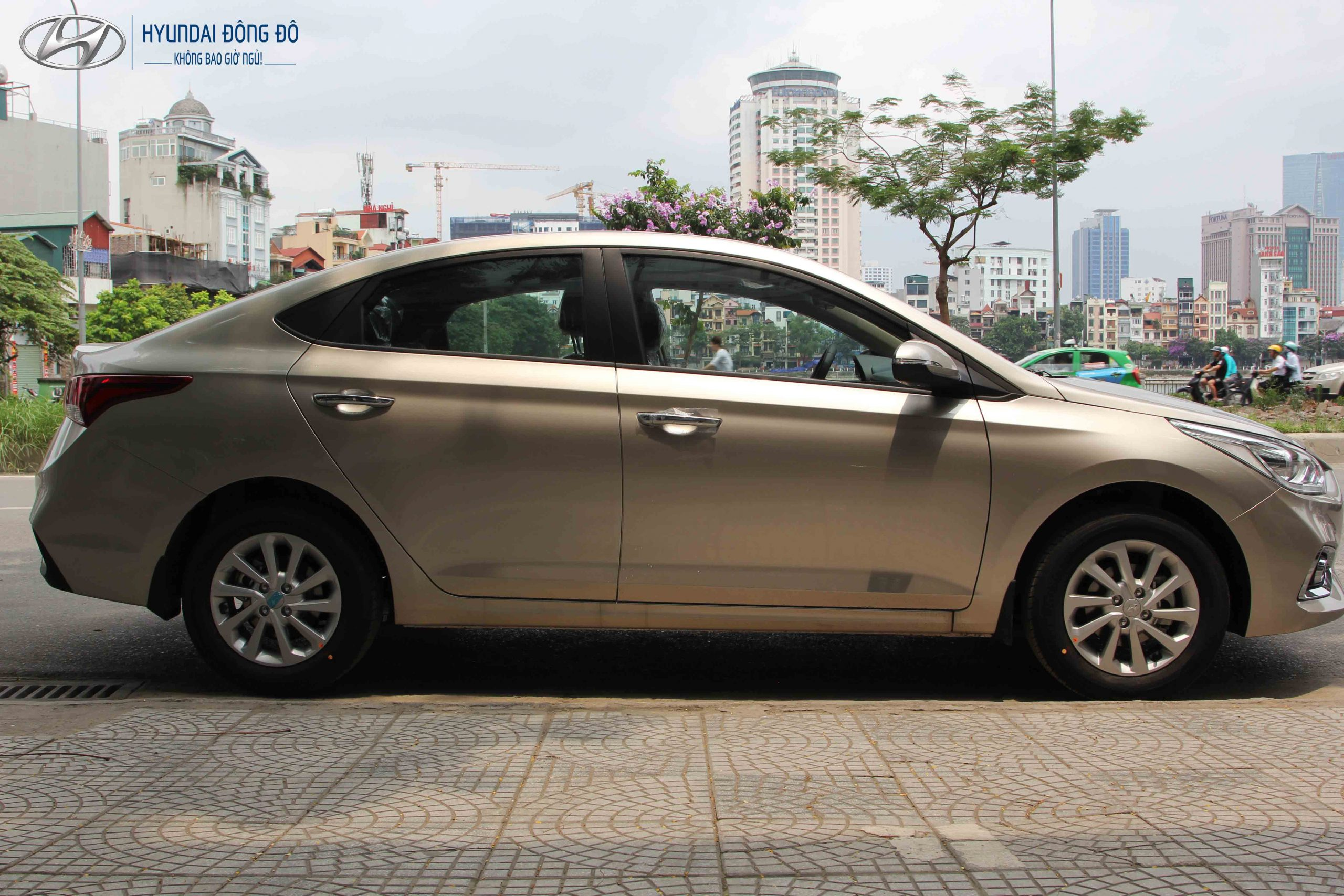 Hyundai Accent 2020 tổng quan