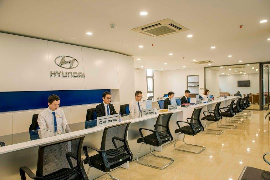 Đội ngũ tư vấn Hyundai Đông Đô