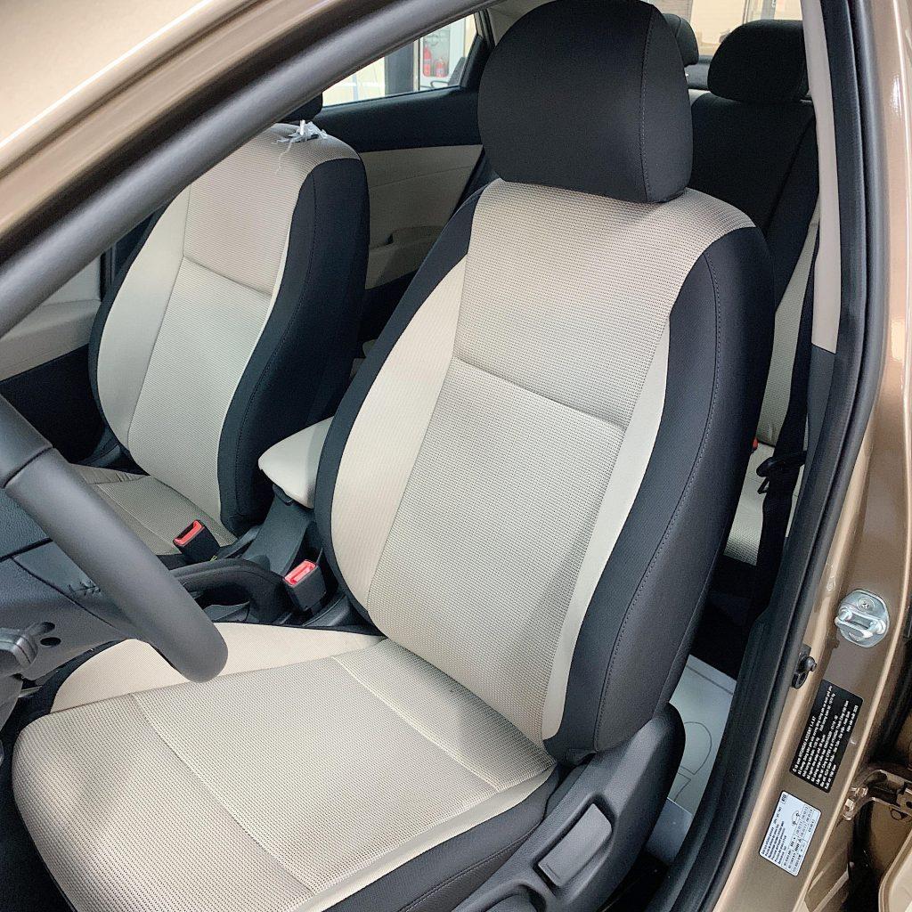 Ghế của Hyundai Accent 2020